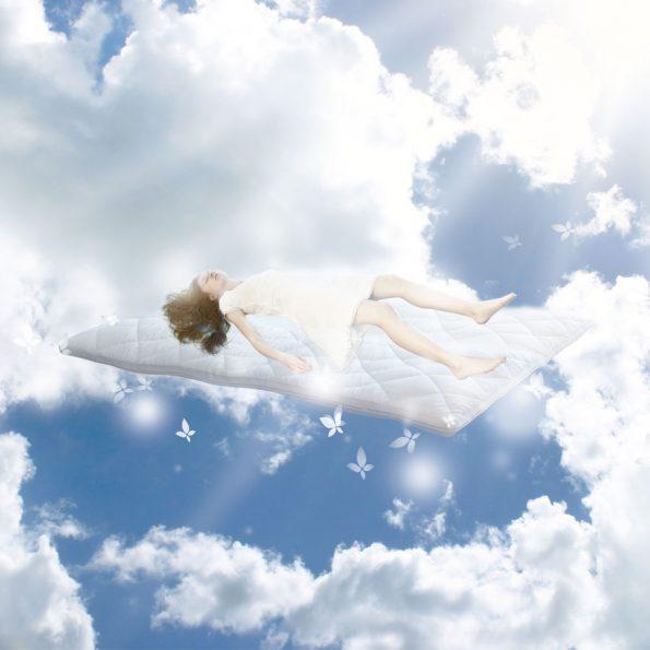Bäddmadrass Lectus Air moln